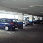 Parkplatz in Parkhaus Berlin-Kreuzberg für die Carsharing Kunden