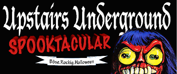Parkhaus Events - Upstairs Underground Spooktacular